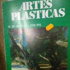 Libros de segunda mano: ARTES PLÁSTICAS. ESPECIAL BALEARES. Nº 29-30, 1979. Lote 138881382