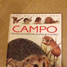 Libros de segunda mano: LOS ANIMALES DEL CAMPO PARA QUE LOS CONOZCAN LOS NIÑOS DE 5 A 8 AÑOS (ÉMILE BEAUMONT) SUSAETA. Lote 138913008
