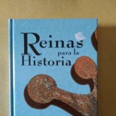 Libros de segunda mano: REINAS PARA LA HISTORIA MARÍA ESTUARDO. Lote 138937005
