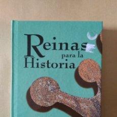 Libros de segunda mano: REINAS PARA LA HISTORIA CATALINA LA GRANDE. Lote 138937140