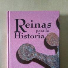 Libros de segunda mano: REINAS PARA LA HISTORIA CLEOPATRA. Lote 138937292