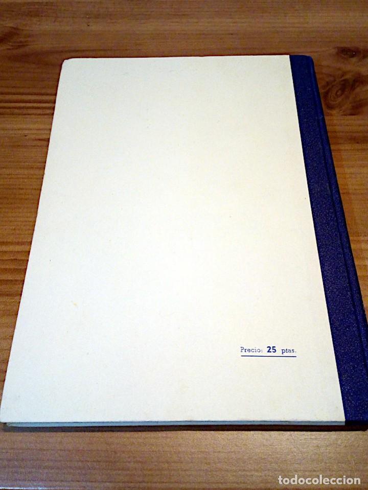 Libros de segunda mano: LA VERDADERA MECANOGRAFÍA AL TACTO. DOMINGO CASTAÑEDA, GREGORIO. RYVADENEYRA. 1 ª ED. 1949 - Foto 4 - 138945206