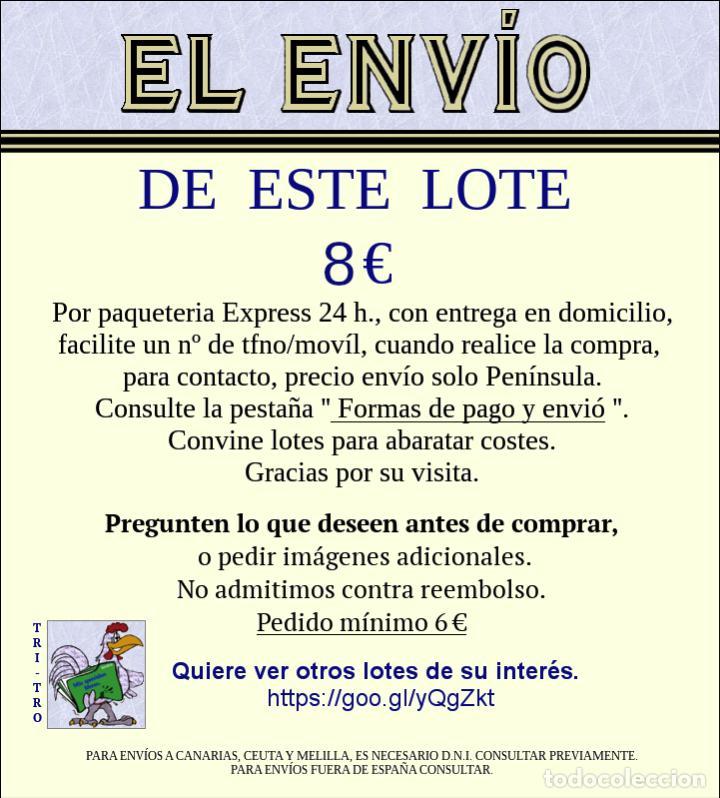 Libros de segunda mano: LA VERDADERA MECANOGRAFÍA AL TACTO. DOMINGO CASTAÑEDA, GREGORIO. RYVADENEYRA. 1 ª ED. 1949 - Foto 14 - 138945206