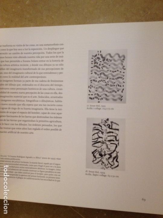 Libros de segunda mano: Susana Solano. Muecas (Dibuixos / Escultures / Fotografies / Instal.lacions) MACBA - Foto 8 - 138946172