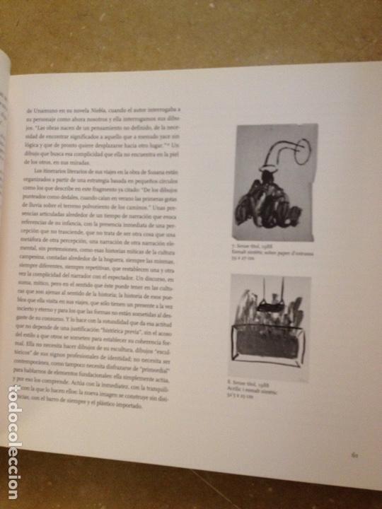 Libros de segunda mano: Susana Solano. Muecas (Dibuixos / Escultures / Fotografies / Instal.lacions) MACBA - Foto 9 - 138946172