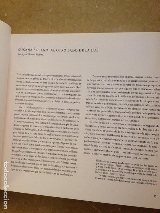 Libros de segunda mano: Susana Solano. Muecas (Dibuixos / Escultures / Fotografies / Instal.lacions) MACBA - Foto 10 - 138946172