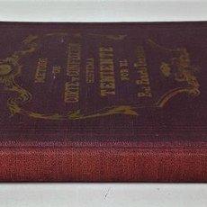 Libros de segunda mano: MÉTODO DE CORTE Y CONFECCIÓN TENIENTE. EDIT. F. TENIENTE. BUENOS AIRES. 1948.. Lote 139044578