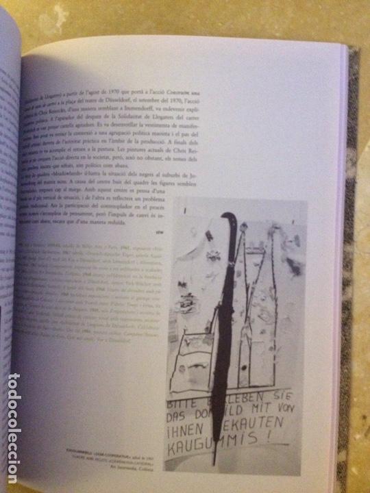 Libros de segunda mano: Punt de confluència (Joseph Beuys, Düsseldorf 1962 - 1987) Fundació La Caixa - Foto 6 - 139046272