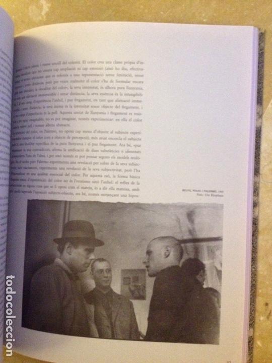 Libros de segunda mano: Punt de confluència (Joseph Beuys, Düsseldorf 1962 - 1987) Fundació La Caixa - Foto 8 - 139046272