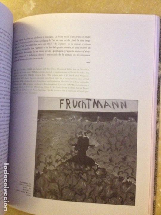 Libros de segunda mano: Punt de confluència (Joseph Beuys, Düsseldorf 1962 - 1987) Fundació La Caixa - Foto 9 - 139046272
