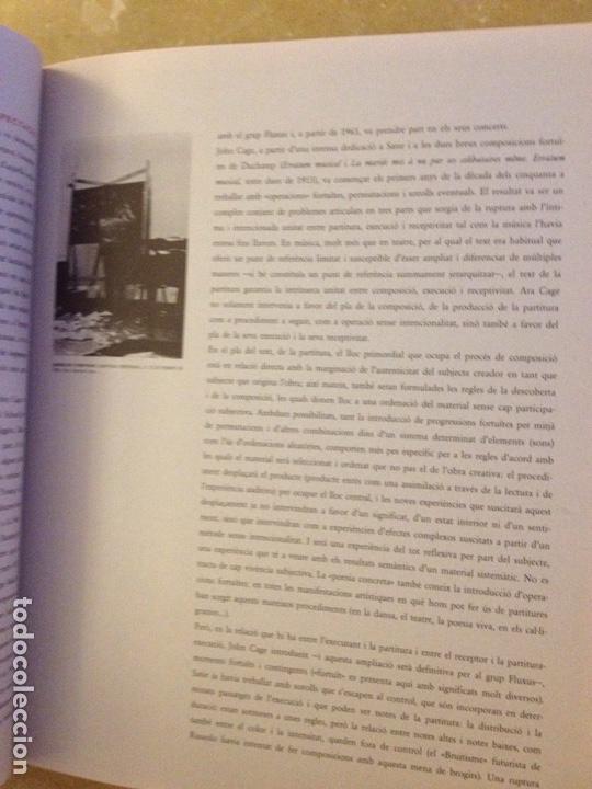 Libros de segunda mano: Punt de confluència (Joseph Beuys, Düsseldorf 1962 - 1987) Fundació La Caixa - Foto 19 - 139046272