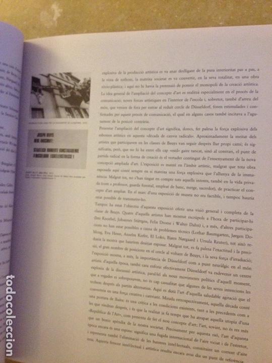 Libros de segunda mano: Punt de confluència (Joseph Beuys, Düsseldorf 1962 - 1987) Fundació La Caixa - Foto 22 - 139046272