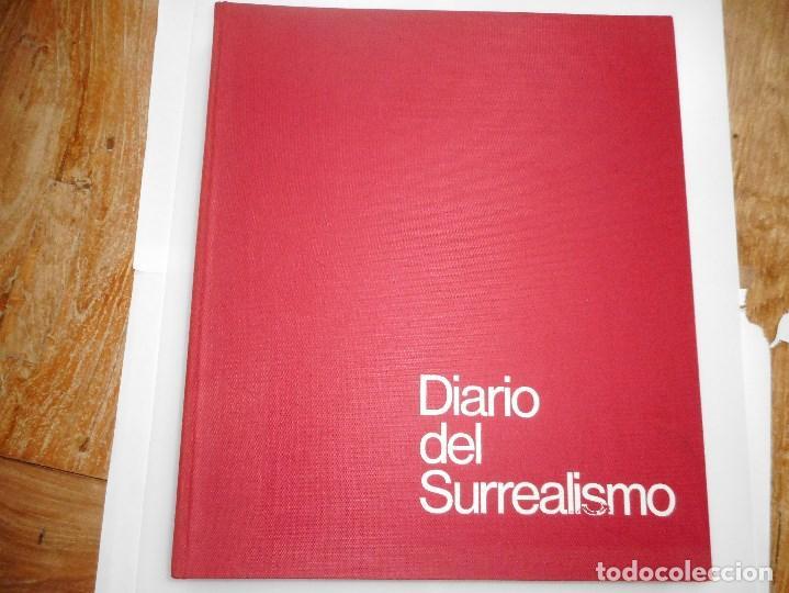 GAËTAN PICON DIARIO DEL SURREALISMO Y90857 (Libros de Segunda Mano - Bellas artes, ocio y coleccionismo - Otros)