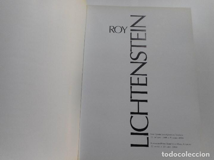 Libros de segunda mano: Roy Lichtenstein Y90862 - Foto 2 - 139048986