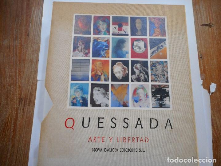 XAIME QUESSADA ARTE Y LIBERTAD Y90863 (Libros de Segunda Mano - Bellas artes, ocio y coleccionismo - Otros)