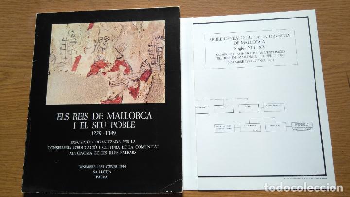 ELS REIS DE MALLORCA I EL SEU POBLE 1229 - 1349 (Libros de Segunda Mano - Historia - Otros)