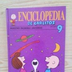 Second hand books - Enciclopedia De Carlitos - Volumen 9 - Nuestro Increible Universo - Grijalbo - 139125666