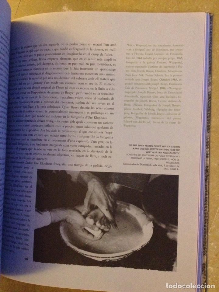 Libros de segunda mano: Punt de confluència (Joseph Beuys, Düsseldorf 1962 - 1987) Fundació La Caixa - Foto 8 - 139126398