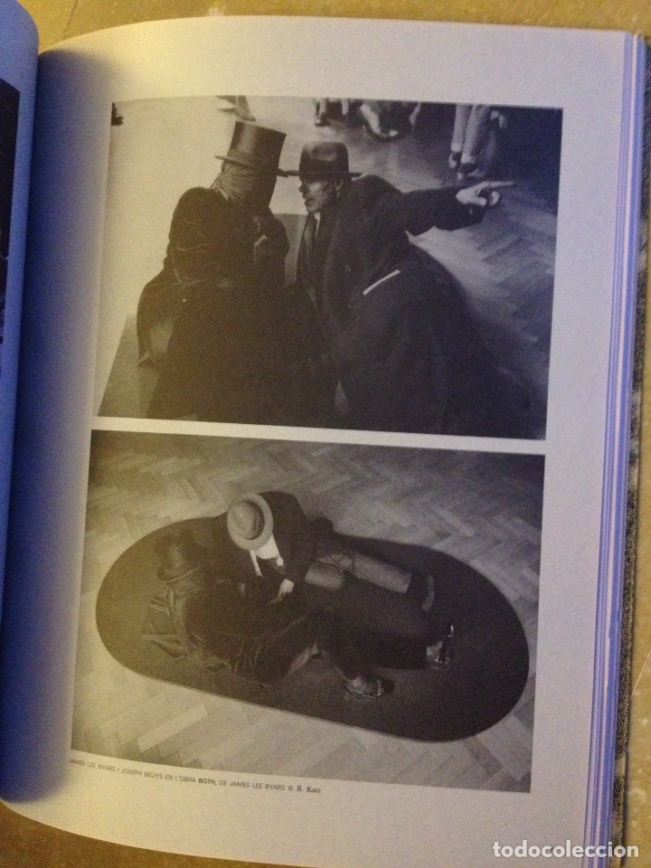 Libros de segunda mano: Punt de confluència (Joseph Beuys, Düsseldorf 1962 - 1987) Fundació La Caixa - Foto 10 - 139126398