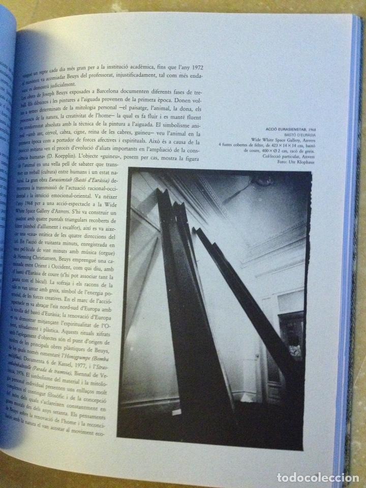 Libros de segunda mano: Punt de confluència (Joseph Beuys, Düsseldorf 1962 - 1987) Fundació La Caixa - Foto 12 - 139126398