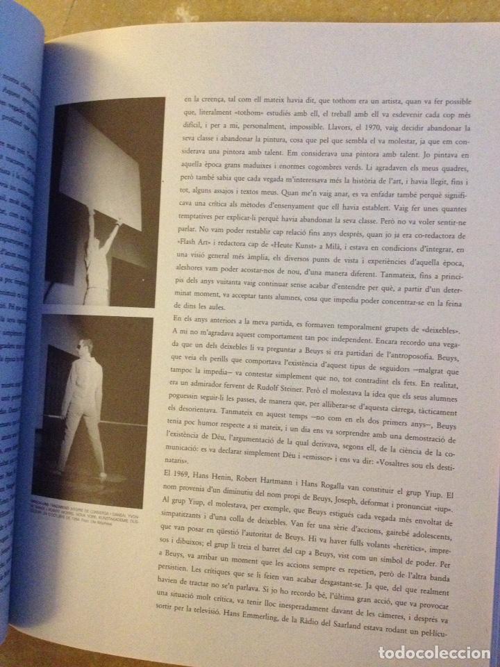 Libros de segunda mano: Punt de confluència (Joseph Beuys, Düsseldorf 1962 - 1987) Fundació La Caixa - Foto 13 - 139126398