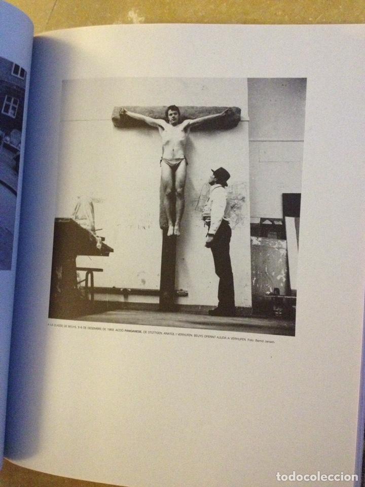 Libros de segunda mano: Punt de confluència (Joseph Beuys, Düsseldorf 1962 - 1987) Fundació La Caixa - Foto 14 - 139126398