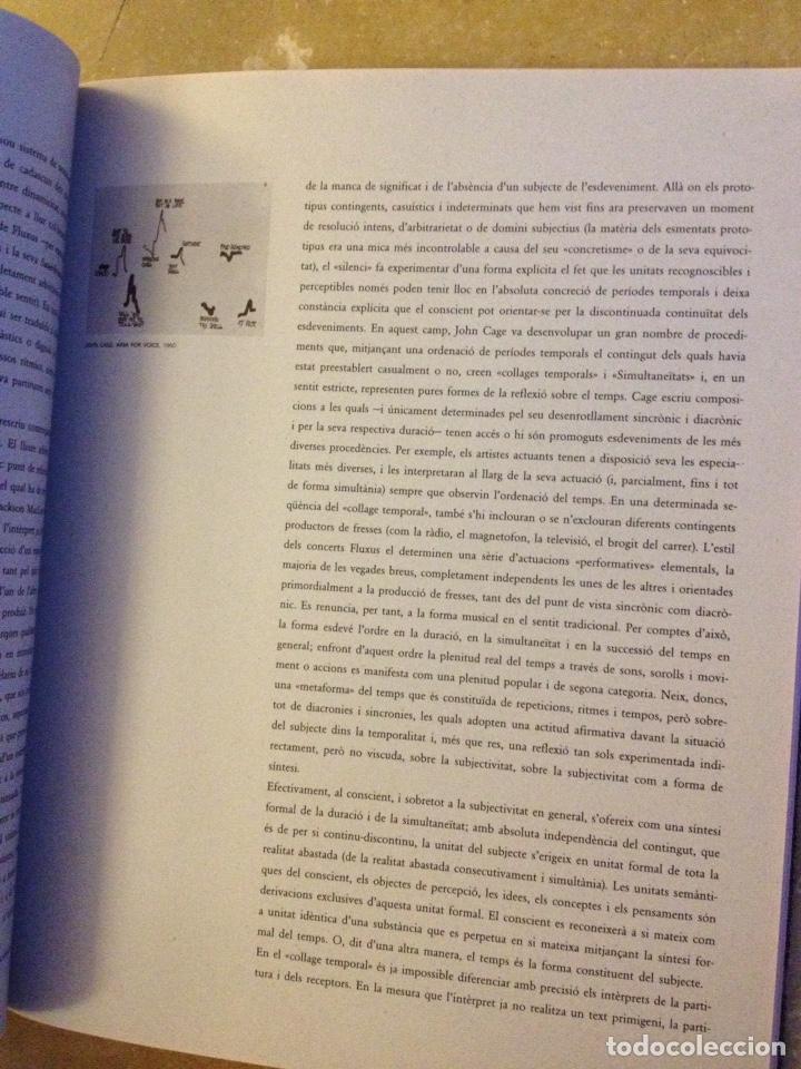 Libros de segunda mano: Punt de confluència (Joseph Beuys, Düsseldorf 1962 - 1987) Fundació La Caixa - Foto 16 - 139126398