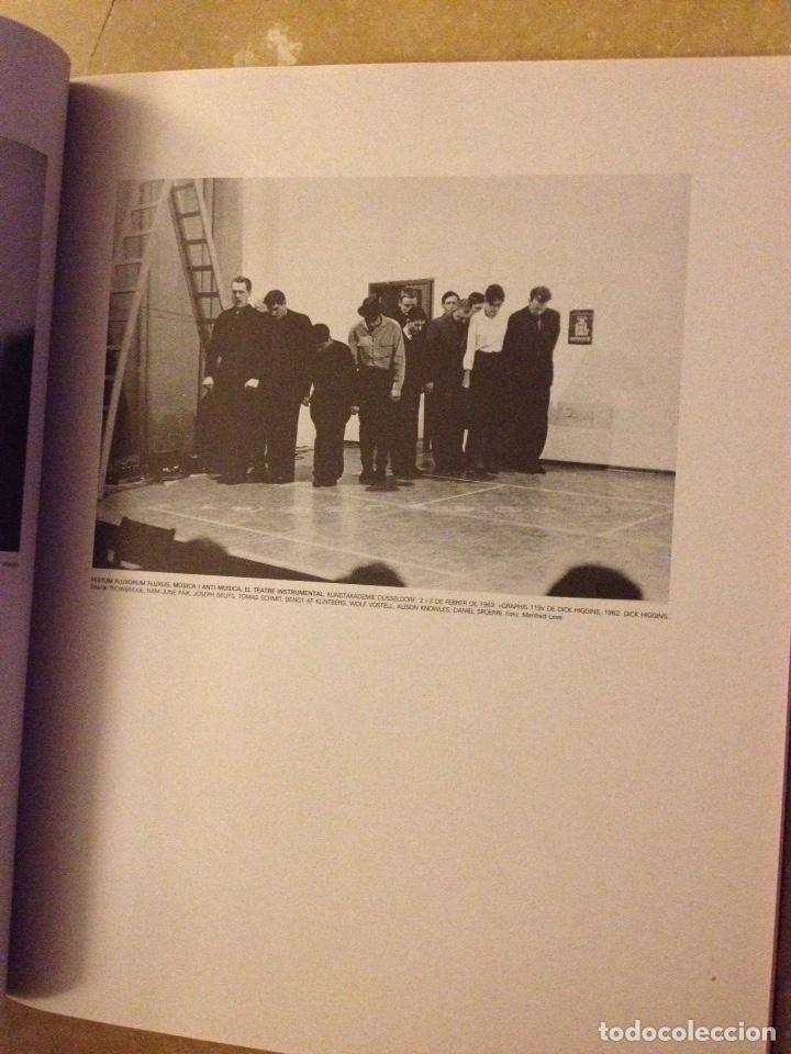 Libros de segunda mano: Punt de confluència (Joseph Beuys, Düsseldorf 1962 - 1987) Fundació La Caixa - Foto 17 - 139126398
