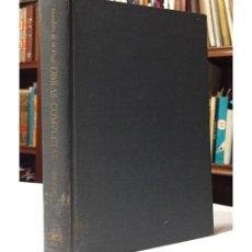 Libros de segunda mano: OBRAS COMPLETAS. Lote 139137206
