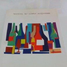 Libros de segunda mano: LIBRO ´DE TABERNAS POR CÓRDOBA´ DE MANUEL Mª LÓPEZ ALEJANDRE 1997. Lote 187532521