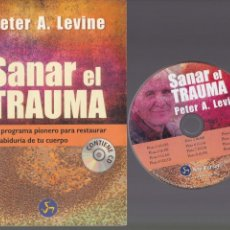 Livros em segunda mão: SANAR EL TRAUMA - PETER A. LEVINE - NEO PERSON EDICIONES 2013 / 1ª EDICIÓN. Lote 139305018
