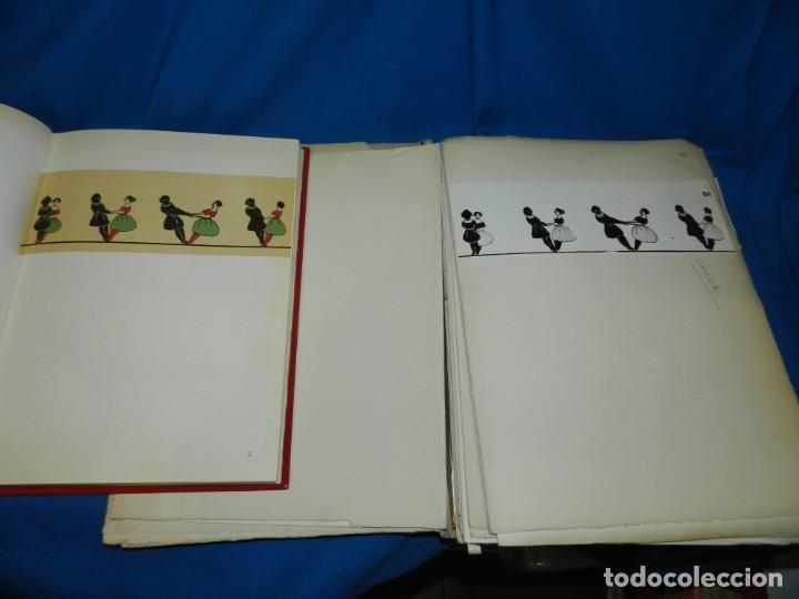 Libros de segunda mano: (M) FREGOLI - LIBRO + LIBRO PROYECTO ORIGINAL JOAN BROSSA Y ANTONI TAPIES , ANOTACIONES MANUSCRITAS - Foto 4 - 139329726