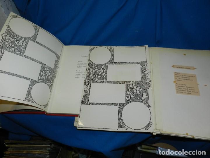 Libros de segunda mano: (M) FREGOLI - LIBRO + LIBRO PROYECTO ORIGINAL JOAN BROSSA Y ANTONI TAPIES , ANOTACIONES MANUSCRITAS - Foto 5 - 139329726
