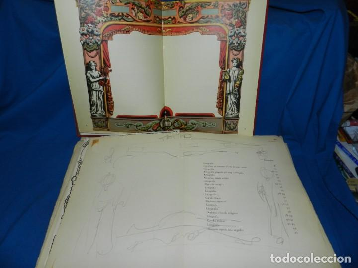 Libros de segunda mano: (M) FREGOLI - LIBRO + LIBRO PROYECTO ORIGINAL JOAN BROSSA Y ANTONI TAPIES , ANOTACIONES MANUSCRITAS - Foto 6 - 139329726
