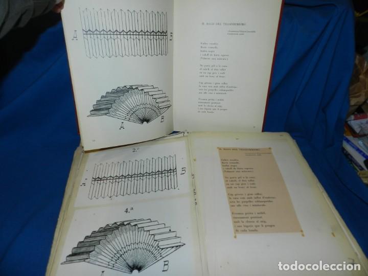 Libros de segunda mano: (M) FREGOLI - LIBRO + LIBRO PROYECTO ORIGINAL JOAN BROSSA Y ANTONI TAPIES , ANOTACIONES MANUSCRITAS - Foto 8 - 139329726