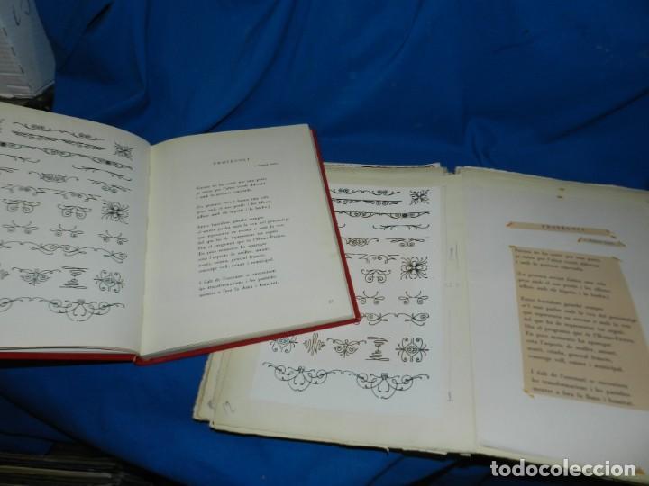 Libros de segunda mano: (M) FREGOLI - LIBRO + LIBRO PROYECTO ORIGINAL JOAN BROSSA Y ANTONI TAPIES , ANOTACIONES MANUSCRITAS - Foto 11 - 139329726