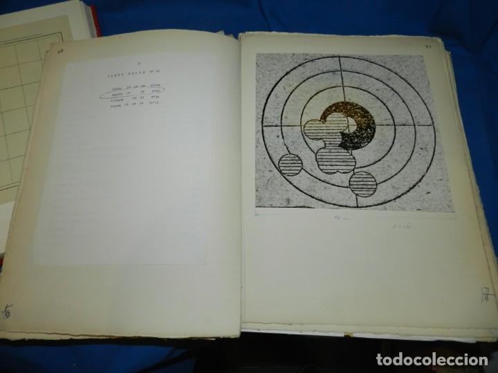 Libros de segunda mano: (M) FREGOLI - LIBRO + LIBRO PROYECTO ORIGINAL JOAN BROSSA Y ANTONI TAPIES , ANOTACIONES MANUSCRITAS - Foto 14 - 139329726