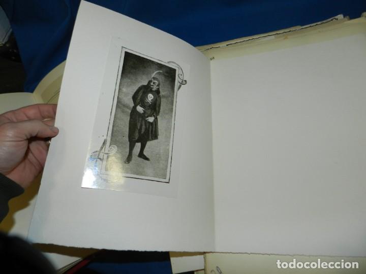 Libros de segunda mano: (M) FREGOLI - LIBRO + LIBRO PROYECTO ORIGINAL JOAN BROSSA Y ANTONI TAPIES , ANOTACIONES MANUSCRITAS - Foto 22 - 139329726