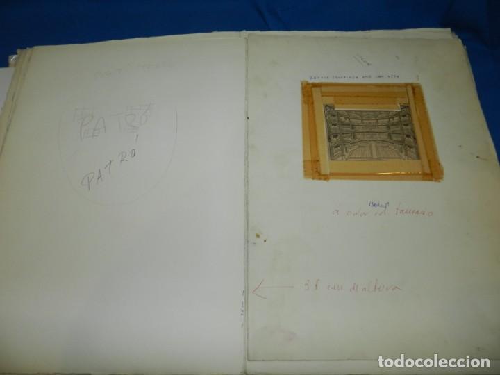 Libros de segunda mano: (M) FREGOLI - LIBRO + LIBRO PROYECTO ORIGINAL JOAN BROSSA Y ANTONI TAPIES , ANOTACIONES MANUSCRITAS - Foto 28 - 139329726