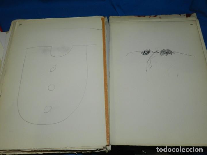 Libros de segunda mano: (M) FREGOLI - LIBRO + LIBRO PROYECTO ORIGINAL JOAN BROSSA Y ANTONI TAPIES , ANOTACIONES MANUSCRITAS - Foto 39 - 139329726
