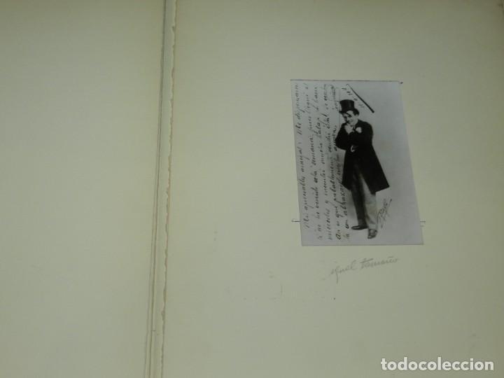 Libros de segunda mano: (M) FREGOLI - LIBRO + LIBRO PROYECTO ORIGINAL JOAN BROSSA Y ANTONI TAPIES , ANOTACIONES MANUSCRITAS - Foto 46 - 139329726