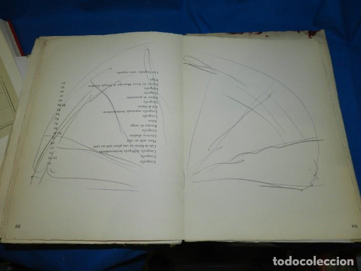 Libros de segunda mano: (M) FREGOLI - LIBRO + LIBRO PROYECTO ORIGINAL JOAN BROSSA Y ANTONI TAPIES , ANOTACIONES MANUSCRITAS - Foto 47 - 139329726