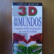 Libros de segunda mano: EL MUNDO EN 3D.DIVULGATIVO.. Lote 139338298