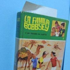 Libros de segunda mano - La familia Bobbsey y un enigma en Egipto. HOPE, Laura Lee. Ed. Toray. Barcelona 1978 - 139388774