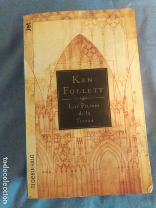 LOS PILARES DE LA TIERRA (Libros de Segunda Mano - Ciencias, Manuales y Oficios - Otros)