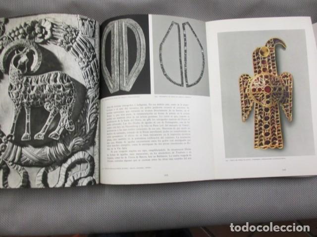 Libros de segunda mano: LA EUROPA DE LAS INVASIONES. EL UNIVERSO DE LAS FORMAS. JEAN HUBERT. AGUILAR 1968 - Foto 5 - 139503738