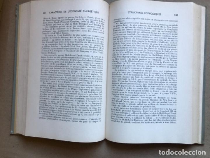 Libros de segunda mano: GÉOGRAPHIE INDUSTRIELLE (TOME 1), LES SOUTCEW D'ÉNERGIE. J. CHARDONNET. SIREY 1962. EN FRANCÉS - Foto 10 - 139510066