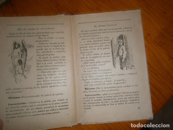 Libros de segunda mano: ¡¡EZEQUIEL SOLANA¡LECTURAS DE ORO¡¡NOSE SI FALTA ALGUNA PAGINA¡¡BUENA EDICCION¡¡ - Foto 16 - 139535202