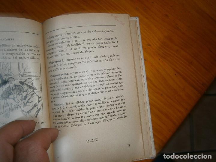 Libros de segunda mano: ¡¡EZEQUIEL SOLANA¡LECTURAS DE ORO¡¡NOSE SI FALTA ALGUNA PAGINA¡¡BUENA EDICCION¡¡ - Foto 18 - 139535202