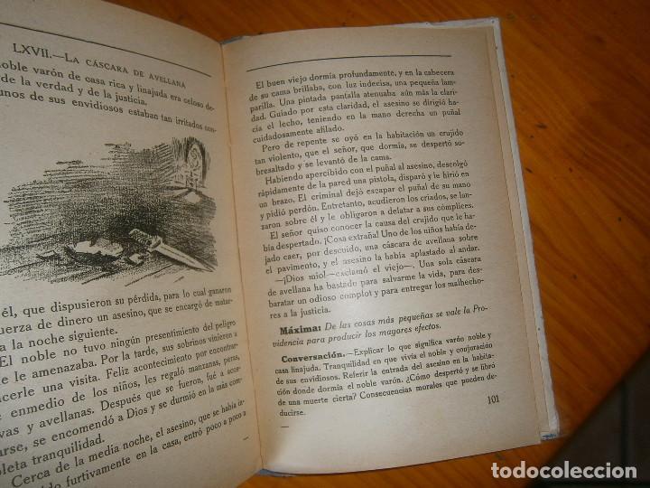 Libros de segunda mano: ¡¡EZEQUIEL SOLANA¡LECTURAS DE ORO¡¡NOSE SI FALTA ALGUNA PAGINA¡¡BUENA EDICCION¡¡ - Foto 19 - 139535202